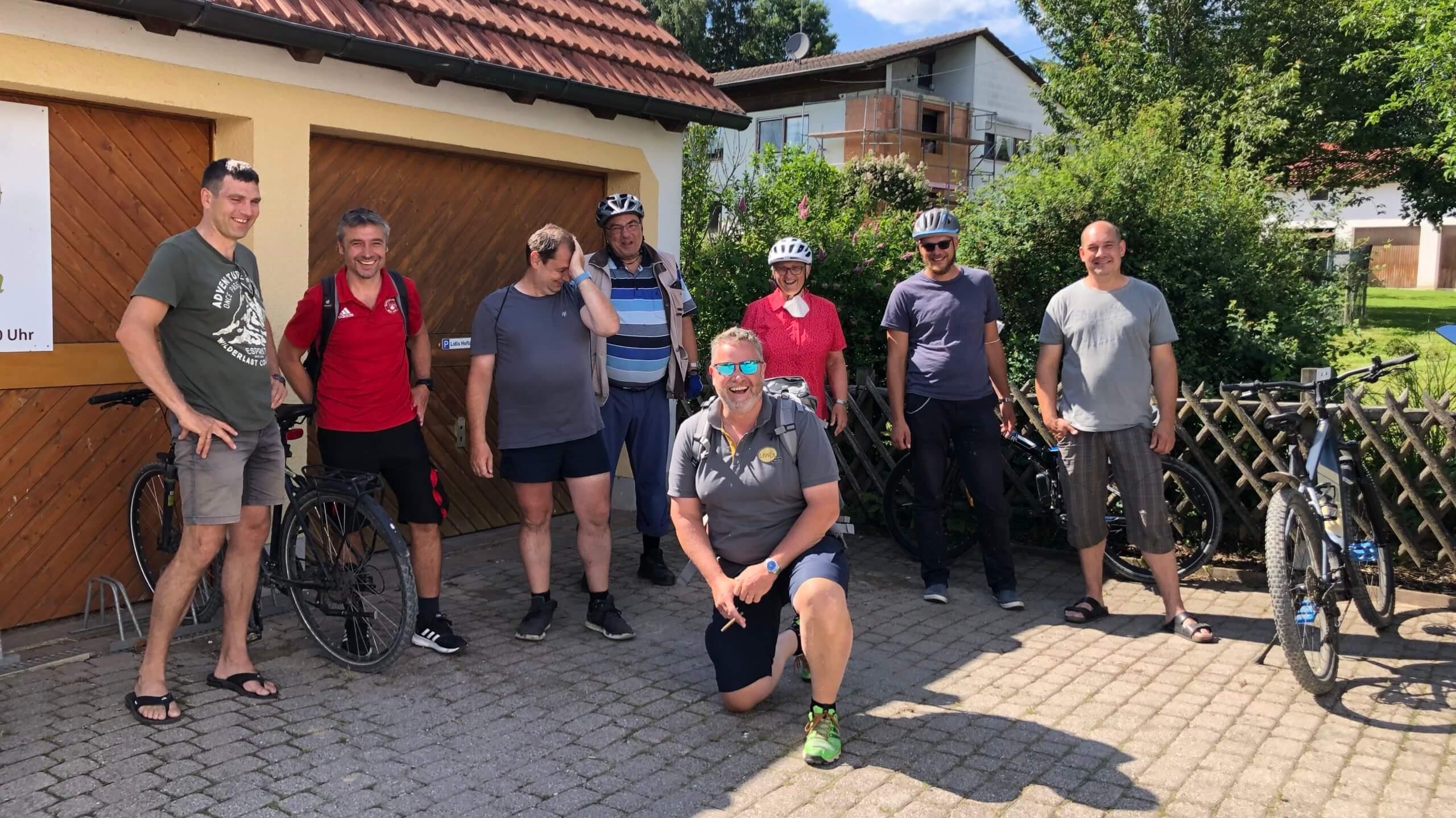 Team UWG Stadtradeln